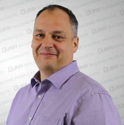 Ian Bagnall - Quinn Building Products