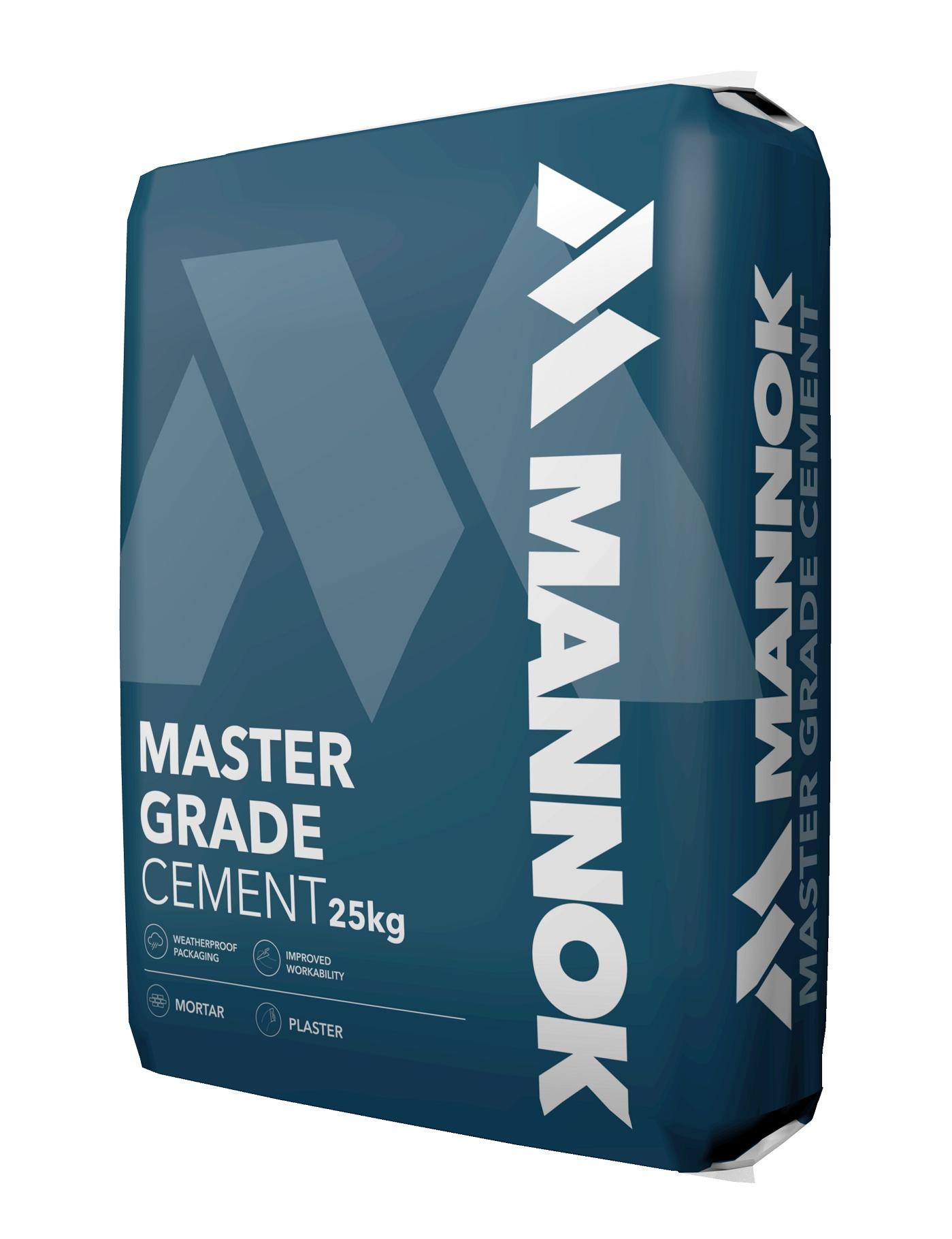 Mannok Master Grade Cement