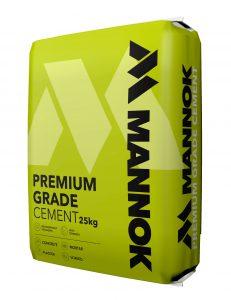 Mannok Premium Grade Cement